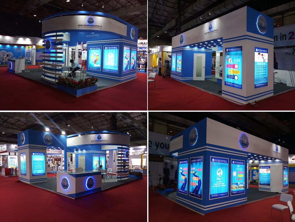 Indian Toners' Booth at XPO 2019